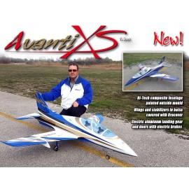 Blue Arrow Trainer CP S-FHSS RTB