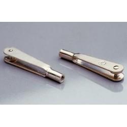 Forcella acciaio V 2,5 mm...