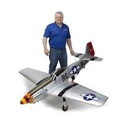 Hangar-9 - P-51D Mustang...