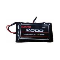 MAXPRO -  NIMH 6V 2000MAH...