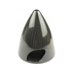Ogiva carbonio bipala 70 mm