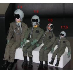 Pilota jet Scala 1:5
