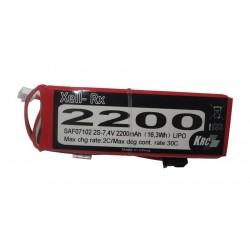 RCS - Lipo RX Li-Po 2200...