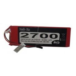 RCS - Lipo RX Li-Po 2700...