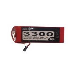 RCS - Lipo RX Li-Po 3300...