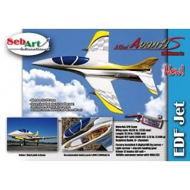 Sebart - Mini AvantiS EDF...