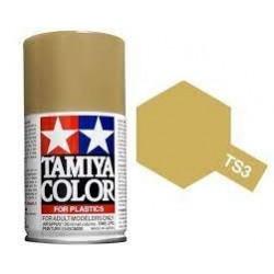 TAMIYA - TATS03 - Dark Yellow