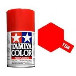 TAMIYA - TATS08 - Italian Red
