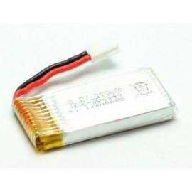 Batteria Lipo  300mah - 3,7V