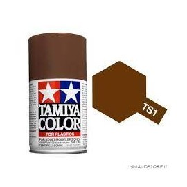 TAMIYA - TATS01 - Red Brown