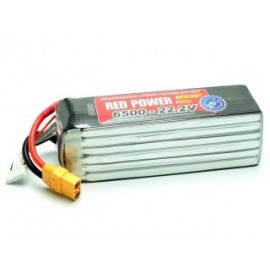 Red Power - Batteria LiPo 6...