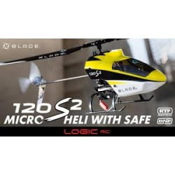 Blade - 120 S2 RTF with...
